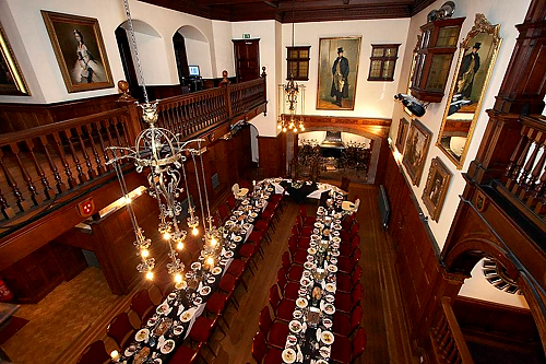 Dalston Hall - The Great Hall - image by Jan Mayer of Dalston Hall